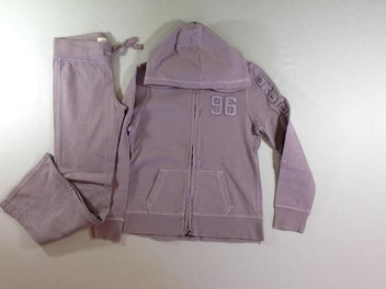 Training 2pcs mauve
