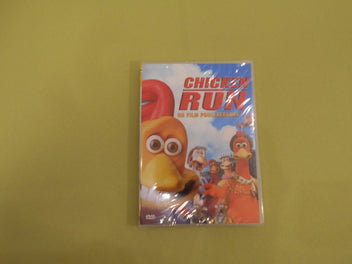 NEUF DVD Chicken Run