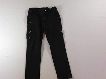 Jeans noir slim fit