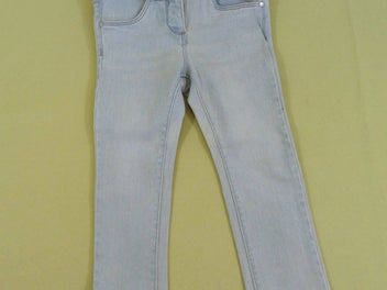 Jeans clair washed