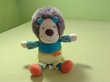 NEUF Peluche lion musicale Funky Friends