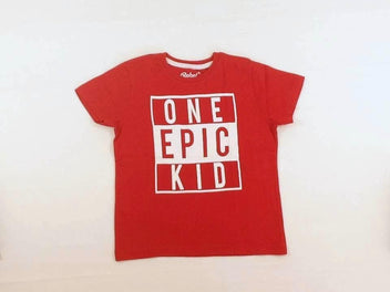 T-shirt m.c rouge Epic