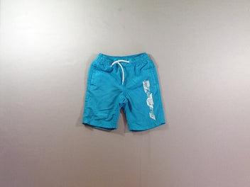 Short surf bleu