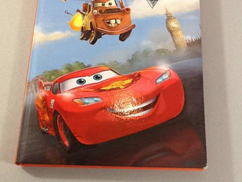 Cars 2, Disney, France Loisirs