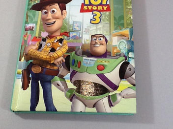 Toy Story 3, Disney, France Loisirs