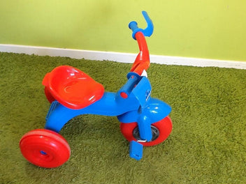 Tricycle Paw Patrol