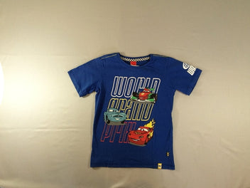 T-shirt m.c bleu Cars