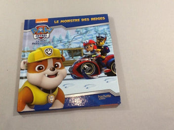 Le monstre des neiges, Paw Patrol