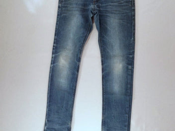 Pantalon stretch denim