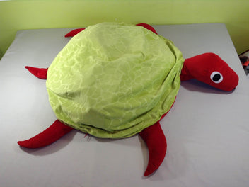 Grande tortue ikea gonflable