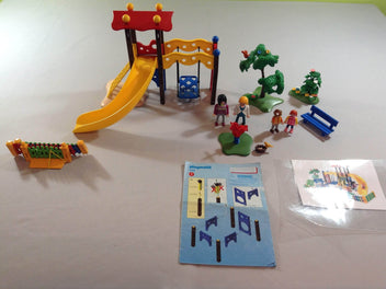 Playmobil 5568 Plaine de jeux City Life