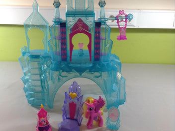 Chateau de l'empire de cristal, My little pony, +3a