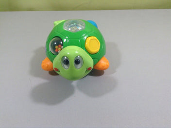 Tortue sonore et lumineuse Roly poly