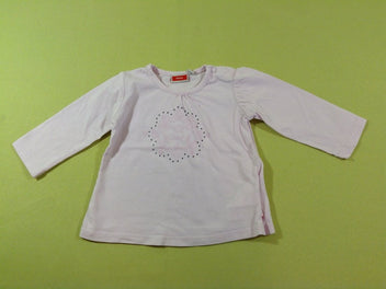 T-shirt m.l parme Beautiful Little One