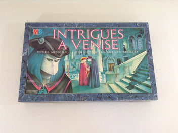 Intrigues à Venise, MB +10a