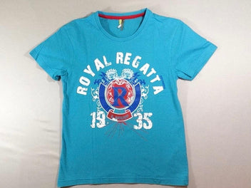 T-shirt m.c turquoise Royal Regatta