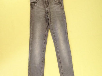 Jeans gris stretch