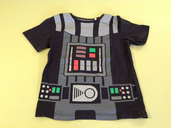 T-shirt m.c noir Star Wars