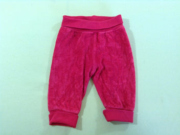 Pantalon velours rouge
