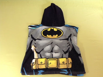 Poncho cape de bain Batman
