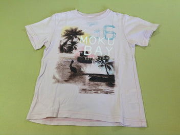 T-shirt m.c rose Moky Bay