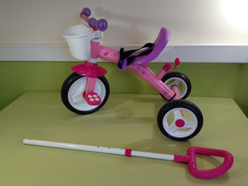 Tricycle U-Go rose