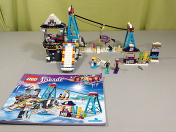 Lego friends 41324 station de ski