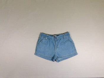 Short denim léger