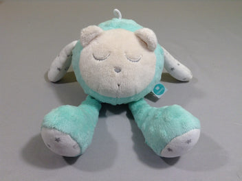 Peluche My Hummy menthe