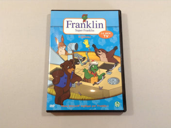 DVD Franklin, Super Franklin, 9 épisodes