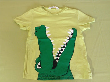 T-shirt m.c anis crocodile