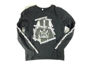 T-shirt m.l noir Star Wars
