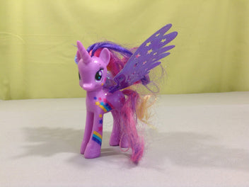 Figurine my little pony ailes magiques, Twillight Sparkle