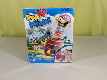 Pop up pirates +4 Tomy