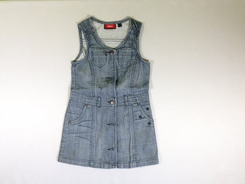 Robe s.m jeans gris