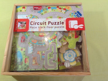 Janod Circuit Puzzle, 4-8a