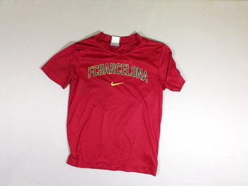 T-shirt m.c rouge foot Barcelona