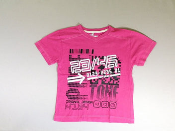 T-shirt m.c rose original design