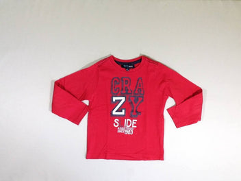 T-shirt m.l rouge ZY