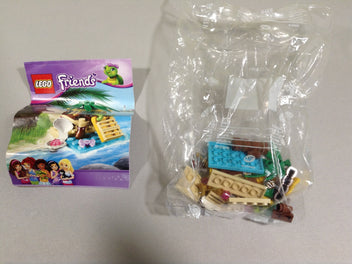 Lego friends 41019, tortue