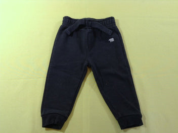 Pantalon de training bleu marine