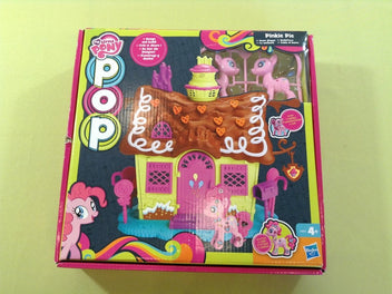NEUF My Little Pony Pop, Pinkie Pie, La confiserie, Hasbro