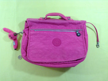 Cartable rose 32 cm