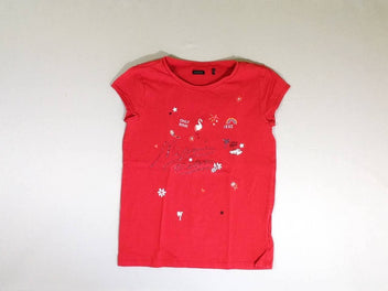 T-shirt m.c rouge Miami