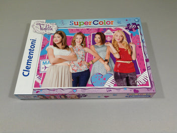 Puzzle 250 pcs Violetta Super Color