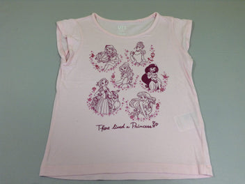 T-shirt m.c. rose princesses
