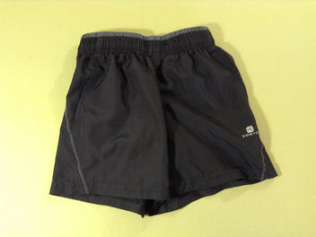 Short de gym noir/gris