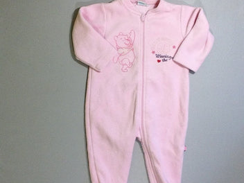 Surpyjama polar rose Winnie l'ourson