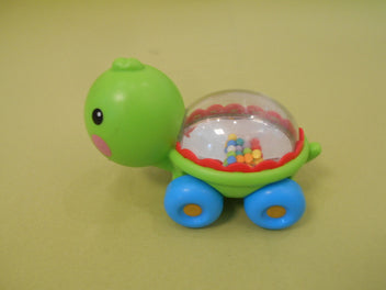 Fisher-Price tortue à roulettes avec billes