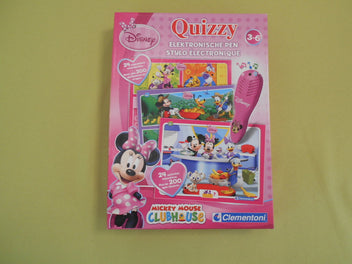 Quizzy Mickey Mouse Clubhouse, 3-6a